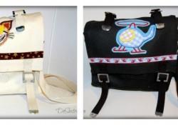 KiGa Taschen Collage